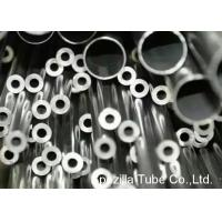 China Uns S32750 / S32760 Seamless Stainless Steel Tubing Super Duplex Cold Drawn Tube on sale