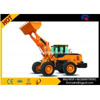 China 28km/H Micro Wheel Loader 1800kg Loading Capacity Suspension Shock Absorber wholesale