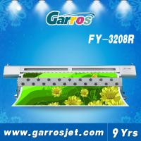 China Infinity FY3208R Outdoor Flex Banner Inkjet Solvent Printer with 8 spt510/35pl Printhead wholesale
