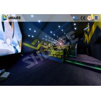 China International Impressive 4D Cinema Movies Theater Experience With Different Scenes wholesale