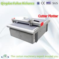 China CNC Corrugated Cardboard Cutter Plotter Machine For Box Model Making wholesale
