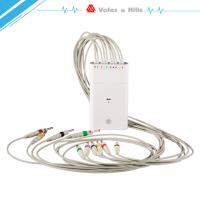 China 12 Channel Medical ECG Machine Wireless Bluetooth ECG Machine For Smartphone wholesale