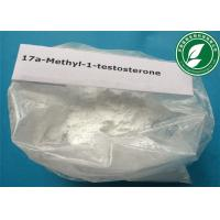 China Raw Steroid Powder For Muscle Building M1T 17a- Methyl -1-Testosterone CAS 65-04-3 wholesale