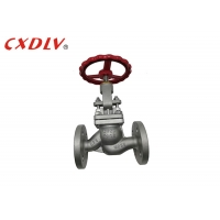 China Flanged End Connection Manual Operated PN16 Stop Globe Valve wholesale