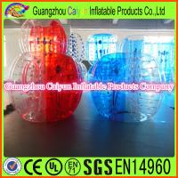 China Inflatable Bumper Suit Bubble Ball wholesale