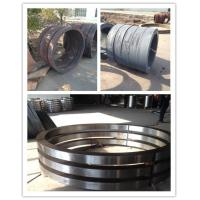 Buy cheap Specialty Stainless Steel Rolling Rolled Ring Forging Industry Processes from wholesalers