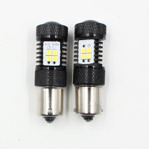 Quality 9005 9006 1156 1157 3156 3157 1156 BA15s P21W 30W 3030 14SMD LED bulb car LED for sale