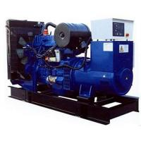 China Standby Power Generator 125KVA / 100KW Open Type With Radiator Cooling System wholesale
