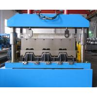 Quality 1219 mm Width Metal Floor Deck Roll Forming Machine for sale