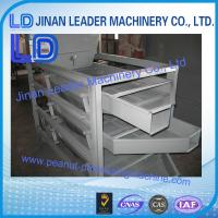 Buy cheap Industrial high efficiency 300-400kg / h almond shelling machine Hulling machine from wholesalers
