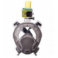 China New Snorkel Scuba Diving Mask Swimming Google Glasses for Gopro SJCAM with Mount wholesale