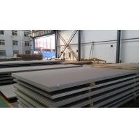 China ASTM A240 Grade 304 Stainless Steel Plates Hot rolled 6 Meters Length wholesale