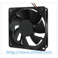 China 80*80*20mm 12V/24V DC Black Plastic Brushless Cooling Fan DC8020 on sale