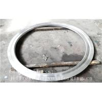 Quality 10CrMo9-10 1.7380 DIN 17243 Alloy Steel Forged Rings Quenced And Tempered Heat for sale