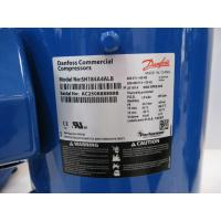 China 15HP R410A SH184A4ALB  Performer 8HP Scroll Compressor AC Power Blue Color wholesale