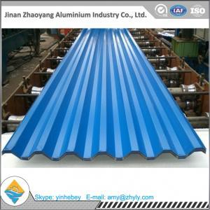 China H14 / H24 0.6mm 1.0mm 1.5mm Corrugated Aluminum Sheet 3003 3004 3005 Composite Panels wholesale