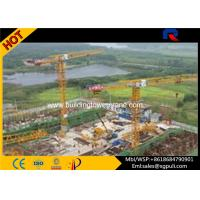 China Flat Top Tower Crane Types 4 Tons wholesale