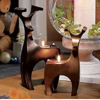 China CH-39 wall Acrylic candle holders wholesale