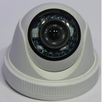 China hik vision Effio Sony CCD 960H 700TVL Color 12 IR Indoor Outdoor CCTV MINI PLASTIC Dome Security Camera wholesale