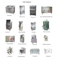 China Marine galley equipment and laundry device,marine cooker,frying pan,electric range,oup boiler,steam rick cooker wholesale