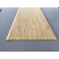 Buy cheap 7.5mm Thick Corrosion Resistant PVC Wood Panels As Ceiling And Wall Cladding from wholesalers