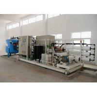China Easy Operation Seawater Desalination Machine Low Energy Consumption wholesale