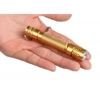 China AAA Battery Powered Mini LED Flashlight with Portable Keychain, Small Pen Light  wholesale