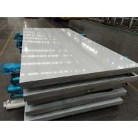 China 100 Mm Thickness Automotive Flat Aluminum Plate With 1000-13000mm Length wholesale