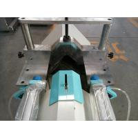Buy cheap V Groove Cutting Saw Upvc Window Making Machine 0.5-0.8MPa Air Pressure from wholesalers