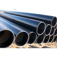 China API 5L GR.B 52 X 65 Welded Steel Pipe , Black / Galvanised Steel Pipes For Construction wholesale