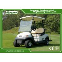 China Environmental Used Electric Golf Carts on sale