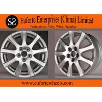 China 16inch 15inch toyota camry wheels Aluminum WITH 5 Hole 40 ET wholesale
