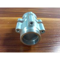 China Metal CNC Precision Turned Parts High Tensile Aluminium Column Extruded on sale