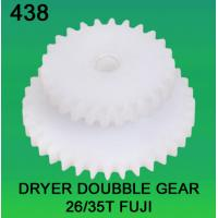 China DRYER DOUBBLE GEAR TEETH- 26/35 FOR FUJI FRONTIER minilab wholesale