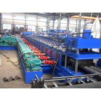 China Freeway Guardrail Roll Forming Machine Used for USA Market Implement American Standards wholesale
