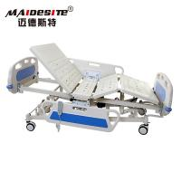 China ICU ABS Headboard Electric Hospital Bed Adjustable Multi Functions wholesale