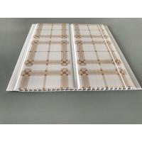 China Water / Termite Proof Ceiling PVC Panels With Common Printing Surface wholesale