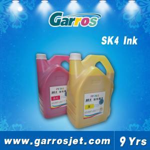 China Infinity / SPT / Challenger SK4 Solvent Ink Original Printing SK4 Ink (5 L) wholesale