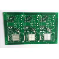 China 2 Layers 1oz HAL Lead Free PCB FR4 For Consumer Products on sale
