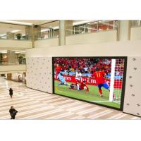 China P6 Indoor SMD HD LED Video Wall Meeting Room TV Panel High Brightness Easy To Install wholesale