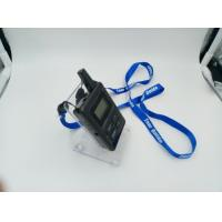 China 100 Channel E8 Ear Hanging Wireless Tour Guide System , Simultaneous Translation Equipment wholesale