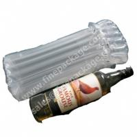 China Inflatable 750 ml Wine Bottle AirBag, Packaging Protection bag wholesale