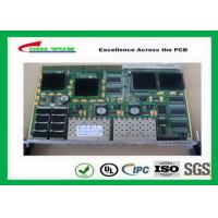 China Electronics Components PCB Assembly Service BGA Assembly / Rework Capability wholesale