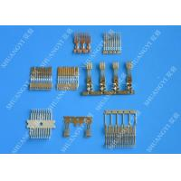 China Low Breaking Capacity Wire Crimp Terminals , Electrical PCB Automotive Fuse Box Terminals wholesale