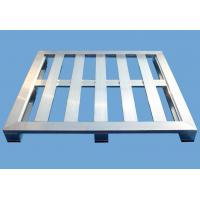 China 4 Way Anodized Aluminum Pallets , Industrial Extruded Aluminium Profiles wholesale