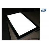 China Durable 5x7 Ultra Thin Light Box Self Adhesive Convenient Replacement For Picture wholesale