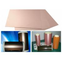 China Single Side / Double Sided Copper Clad Board0.3oz - 3oz Copper Thickness wholesale