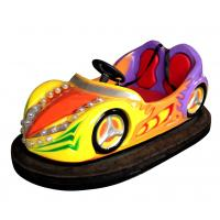 China 230w Rotating Amusement Bumper Cars / Battery Children'S Bumper Cars wholesale