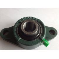China High Precision Adjustable Pillow Ball Bearing FL204 With Cast Iron Huosing on sale