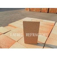 China Large Fire Clay Brick For Furnace / Kiln Good Thermal Shock Resistance wholesale